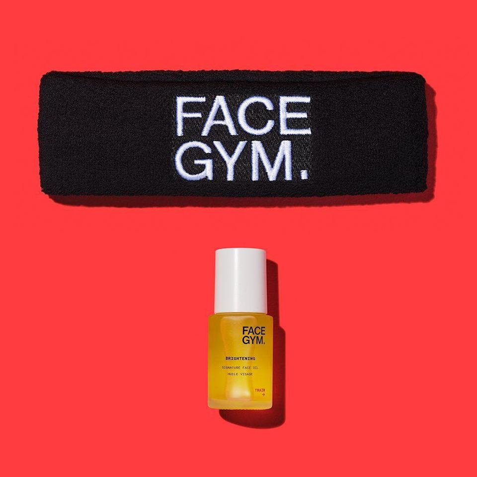 """<p><strong>FACEGYM USA</strong></p><p>facegym.com</p><p><strong>$49.00</strong></p><p><a href=""""https://usa.facegym.com/products/hands-only-kit"""" rel=""""nofollow noopener"""" target=""""_blank"""" data-ylk=""""slk:Shop Now"""" class=""""link rapid-noclick-resp"""">Shop Now</a></p><p>Maybe she's not headed to get a facial just yet. That doesn't mean she can't do for a good pampering. Give her just that with a digital workout (and accompanying skincare products) to lift, plump, and give her skin an otherworldly glow, all led by a seasoned pro. </p>"""