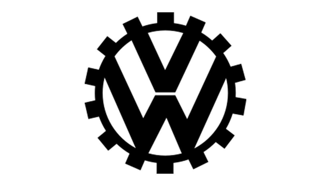 """<p>The original logo lasted only two years and changed during the period of World War II. References to the cross disappear, but the cogwheel remains. In this way, the design composed of the V and the W becomes larger and the proportions become similar to those of today.</p> <p>The peculiarity of this logo is that it is found practically only in military vehicles, given the war conversion of all production during the conflict.</p><h2>Here's the new logo!</h2><ul><li><a href=""""https://uk.motor1.com/news/369762/volkswagen-new-logo-unveiled/?utm_campaign=yahoo-feed"""">Volkswagen unveils new logo to kick off electrified era</a></li><br></ul>"""