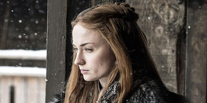 Sophie Turner Calls 'Game of Thrones' Petition 'Disrespectful'
