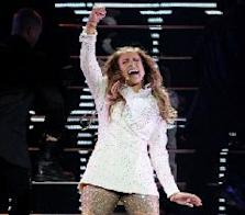 Jennifer Lopez performs onstage during at Mohegan Sun's 15th Anniversary Celebration in Uncasville, Conn. on October 22, 2011  -- Getty Premium