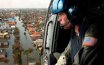 "1. Hurricane Katrina  <br><br>Year: 2005   <br><br>Areas affected: Alabama, Florida, Georgia, Louisiana, Mississippi, Tennessee   <br><br>Insured losses (then): $41.1 billion   <br><br>Insured losses (in 2011 dollars): $47.5 billion   <br><br>Disaster insurance tip: Most homeowners insurance policies exclude floods. Check yours. The National Flood Insurance Program offers supplemental flood coverage to anyone in the U.S. The average flood premium is about $600 a year. Basic policies for low- to moderate-risk areas start at $129.  <br><br>(Photo: United States Coast Guard)<br><br>  <p class=""MsoNormal""><span style=""font-size:10pt;color:black;"">More from Kiplinger.com:<br></span></p><p style=""font-family:yui-tmp;"" class=""MsoNormal""><a href=""http://portal.kiplinger.com/slideshow/10-states-at-risk-for-disaster/1.html"">10 States Most at Risk for Natural Disaster</a></p>  <p class=""MsoNormal""><span style=""font-size:10.0pt;color:black;""></span></p><p style=""font-family:yui-tmp;"" class=""MsoNormal""><a href=""http://portal.kiplinger.com/quiz/insurance_are_you_covered"">QUIZ: Are You Covered?</a></p><a href=""http://portal.kiplinger.com/tools/slideshows/slideshow_pop.html?nm=7emergencykititems""></a><a href=""http://portal.kiplinger.com/tools/slideshows/slideshow_pop.html?nm=7emergencykititems"">7 Must-Haves for Your Emergency Kit</a><p style=""font-family:yui-tmp;"" class=""MsoNormal""></p>"