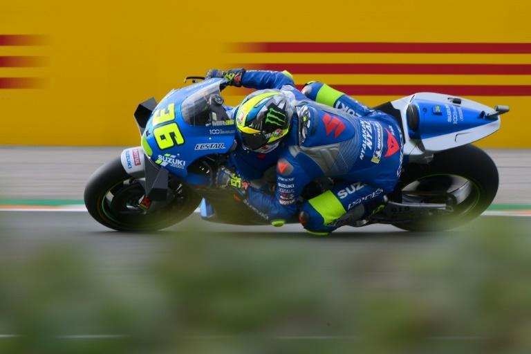Spanish rider Joan Mir can become MotoGP world champion by finishing on the podium at the Valencia Grand Prix on Sunday.