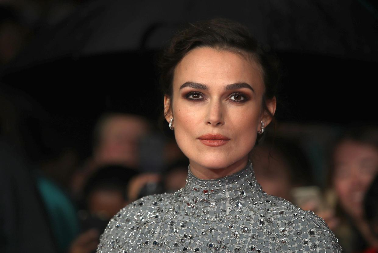 Knightley is clarifying her remarks about Middleton. (Photo: Mike Marsland/WireImage)