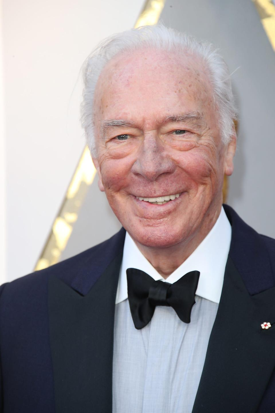 Christopher Plummer, whose acting career spanned decades on the screen and stage, has died at 91.
