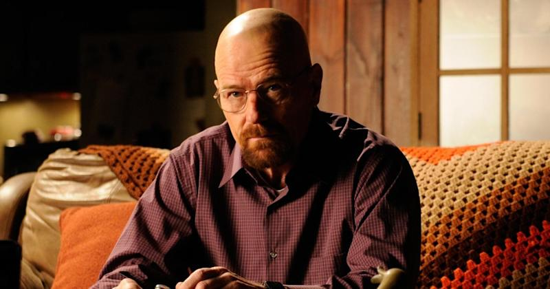 Watch Bryan Cranston become Breaking Bad's Walter White again in 57 seconds