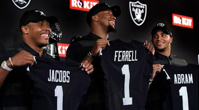 The analyst-turned-GM opens up about what he learned from the combine/free agency/draft process—and what we can learn about his long-term vision for the Raiders. Plus, ranking the last three years of draft quarterbacks, why your rookie QB will likely start soon, mid-rounders who could make waves and more as we put a bow on the 2019 draft.
