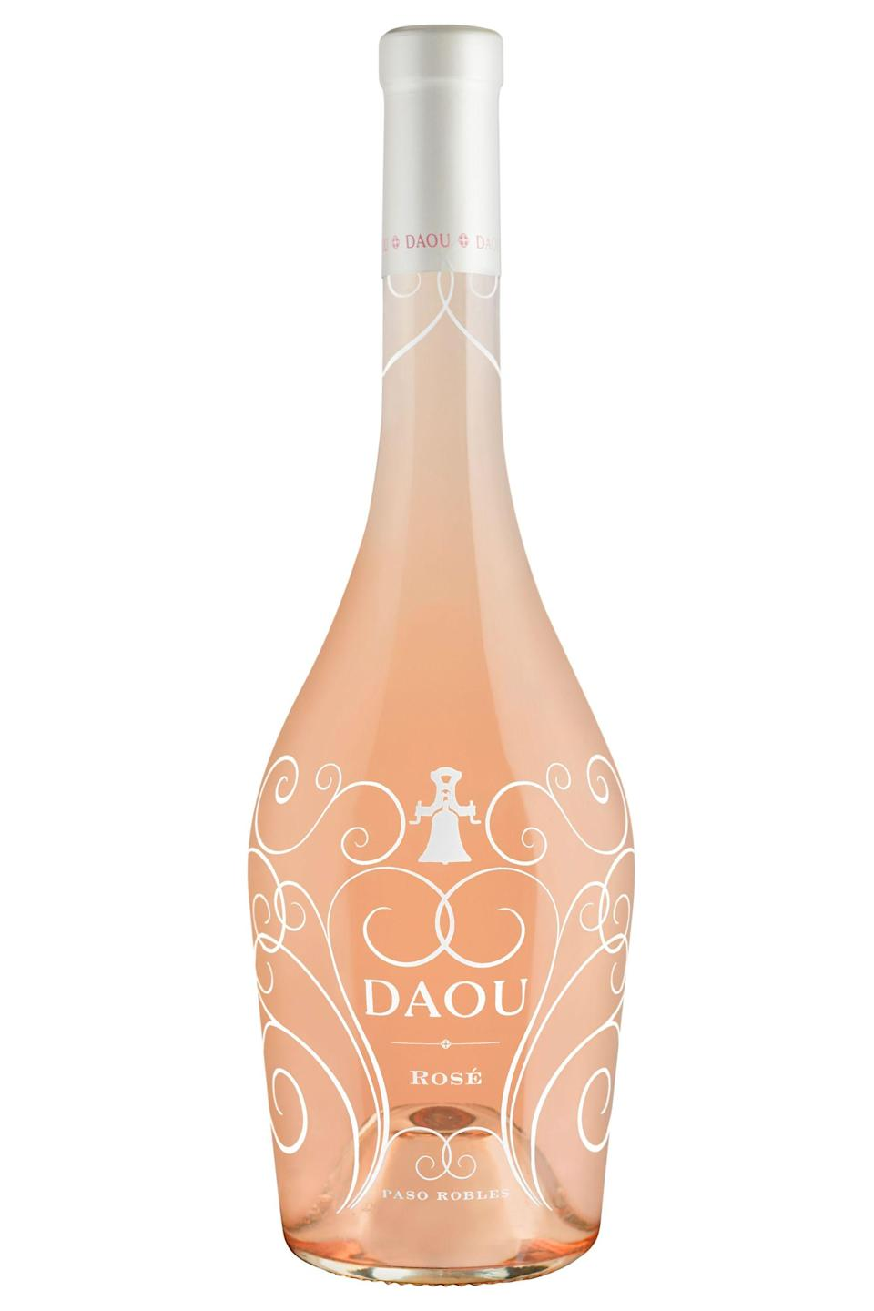 """<p><strong>DAOU</strong></p><p>vivino.com</p><p><strong>$19.99</strong></p><p><a href=""""https://go.redirectingat.com?id=74968X1596630&url=https%3A%2F%2Fwww.vivino.com%2Fdaou-discovery-collection-rose%2Fw%2F8226290&sref=https%3A%2F%2Fwww.townandcountrymag.com%2Fleisure%2Fdrinks%2Fnews%2Fg1319%2Fbest-rose-brands%2F"""" rel=""""nofollow noopener"""" target=""""_blank"""" data-ylk=""""slk:Shop Now"""" class=""""link rapid-noclick-resp"""">Shop Now</a></p>"""