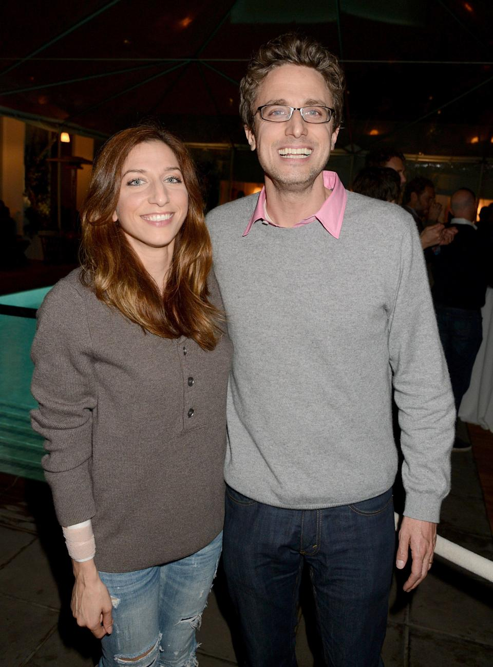 "Comedian <a href=""https://www.huffpost.com/topic/chelsea-peretti"" target=""_blank"" rel=""noopener noreferrer"">Chelsea Peretti</a>'s brother is BuzzFeed CEO and founder <a href=""https://www.huffpost.com/topic/jonah-peretti"" target=""_blank"" rel=""noopener noreferrer"">Jonah Peretti.</a>"