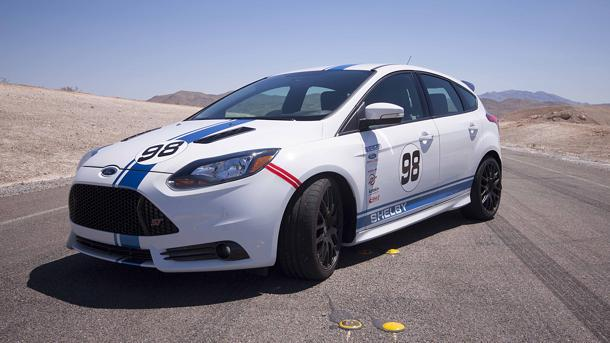 2013 Shelby Focus ST, the maddest puppy in town: Motoramic Drives