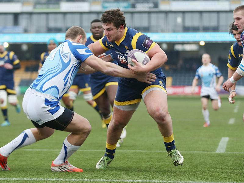 Val Rapava Ruskin will not be eligible to play for Worcester Warriors until next season: Getty