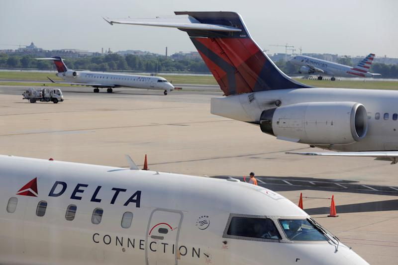 Delta Flight Delayed by Three Hours After Passenger Boards Without Ticket