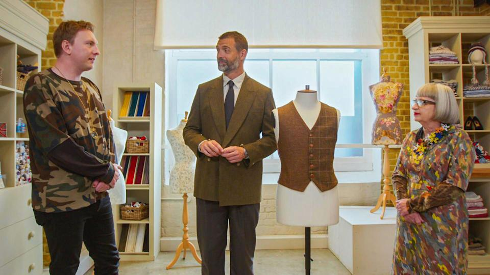 The Great British Sewing Bee. (BBC/Love Productions)