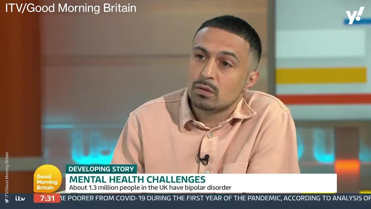 <p>Adam Deacon shares his own experiences with mental health and why mental health services need improvement.</p>