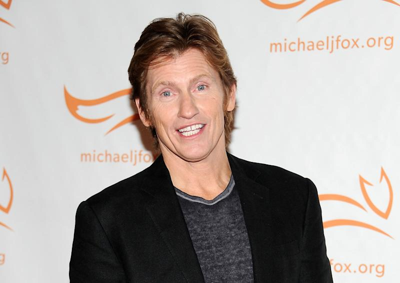"FILE - This Nov. 10, 2012 file photo shows actor Denis Leary at ""A Funny Thing Happened on the Way To Cure Parkinson's"" Michael J. Fox Foundation for Parkinson's Research benefit in New York. Leary wrote and produced the series ""Sirens,"" one of the first original comedy series coming to USA Network. (Photo by Evan Agostini/Invision/AP, file)"