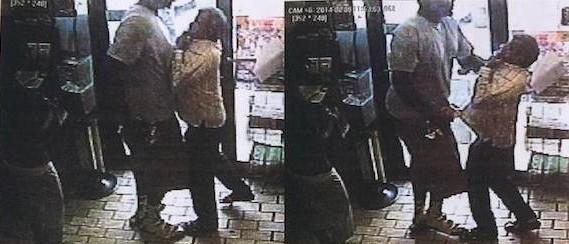 Video Shows Michael Brown Stealing Cigars From Store Before Shooting [VIDEO]