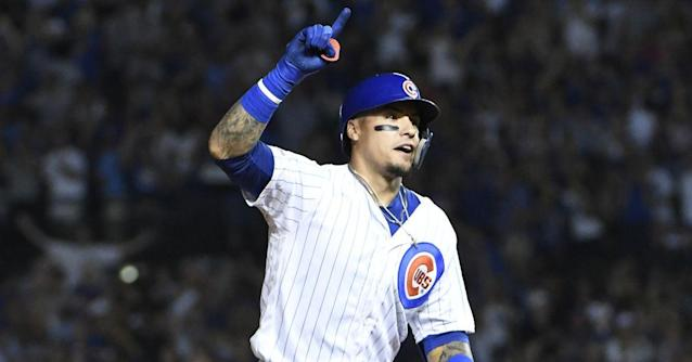 The Cubs and Javier Baez are discussing a contract extension