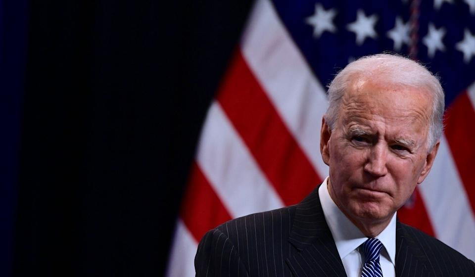 """US President Joe Biden is expected to tone down the anti-China rhetoric of the Trump era but without appearing """"soft on China"""", analysts predict. Photo: AFP"""