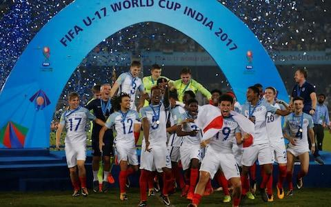 Less than five months ago, England's brave under-17s cemented the view that the senior team's problems go far deeper than mere issues with their mentality. They came from two goals down against a highly-rated Spain side to become world champions and, in doing so, became the third English youth team to win a tournament in 2017. As they celebrated with their shirts turned back-to-front to show off their names to the watching world, there was a real feeling of optimism about England's footballing future. It concluded a successful six months for England, following the under-20s' World Cup win in June and the under-19s winning the European Championship in July. Once the fanfare had died down, though, much of the narrative surrounding these victories focused on the fact that these players needed game time, and it was the responsibility of their clubs to ensure their progress was not in any way hindered by a lack of it. That was a minimum requirement - and one that many thought was perfectly reasonable, too. England's under-17s celebrate their World Cup triumph Credit: Reuters In reality, the amount of football afforded to the likes of Timothy Eyoma at Tottenham or Dujon Sterling at Chelsea was always going to be limited, particularly while their clubs harbour hopes of challenging for the Premier League title and have the riches to improve their first team at the click of a finger. But that said, every player across the three squads proved that they did deserve a chance, and while there is plenty of negative feeling regarding the quality of Gareth Southgate's latest squad, there is reason for optimism about the future, right? Five months on from the third time football came home in 2017, has there been any palpable sign that England's youth are going to make inroads at a higher level? The success stories Plenty of England's under-20s are now playing at least semi-regularly in the Premier League, most notably Jonjoe Kenny and Dominic Calvert-Lewin at Everton, Lewis Cook at Bournemouth, Dominic Solanke at Liverpool and Ainsley Maitland-Niles at Arsenal. Cook has even made it into the senior England squad. From the under-17s, Rhian Brewster has shone for Steven Gerrard's impressive Liverpool youth team, gaining deserved attention for his ability when so much of the coverage on him has focused on the allegations he made of racist language being used towards him by a Spartak Moscow player. Top flight minutes played in 2017/18 | England's trophy winners The recent news that golden boot-winning Brewster had impressed Jurgen Klopp sufficiently to earn a place in the first team squad next season will provide some positive feeling that Liverpool-based players have a chance of breaking through, even if he is still yet to play for senior side. Similarly, Lukas Nmecha has been given the chance to train with the first team at Manchester City. Pep Guardiola has done a fair amount for England's chances at the World Cup this summer, with Raheem Sterling now a far greater force than a year ago, and many more fans will have been delighted to see Phil Foden afforded intermittent opportunities with the first team. He is training regularly with some of the best players on the planet under the watchful eye of one of the best coaches around, and has started twice in the Champions League. However, one of those games was effectively a dead rubber and the other was actually a dead rubber. His Premier League minutes stack up to 18 in total, each time coming on late in games already won. Foden has made three appearances in the Champions League this season Credit: Reuters Pep has the luxury of being able to give promising players like Foden minutes in games like these, but this is experience nonetheless, and it will certainly benefit him. The question remains, however, whether his path to the first team will be blocked by yet more inevitable big-money signings. Jadon Sancho saw his path blocked at City so went to Borussia Dortmund in search of first team football in the summer. He has racked up 303 minutes in the Bundesliga, completing 90 minutes on three occasions, and will be confident he made the right choice in going abroad. Injury has disrupted his progress, but he is making impressive strides in Germany. Five of the under-19s have played a significant amount of football this season, but nobody in the top flight and only two, in Ryan Brereton and Ryan Sessegnon have played more than a couple of matches at their parent clubs (Nottingham Forest and Fulham, respectively), rather than out on loan. Ryan Sessognon is one of the hottest prospects in English football Credit: PA Sessegnon has had a rapid rise, and is now reportedly being chased by Tottenham and Manchester United. His exposure to first team football has seen the biggest rise in profile and ability. Brereton, meanwhile, looked like he could cut it in the Premier League when Forest knocked Arsenal out of the FA Cup. More to be done The under-17s' Morgan Gibbs-White has made six appearances for Championship leaders Wolves, and at 18 years of age he would hope that his game time increases next season. However, with Wolves on the verge of the Premier League, reinforcements will be made, and Gibbs-White will do well to avoid being sent back to the Championship for more experience. From the under-19s, Jay DaSilva has made 32 league appearances on loan at Charlton from Chelsea; Mason Mount has played 22 times for Vitesse, also on loan from Chelsea; Bournemouth's Aaron Ramsdale has played 10 times on loan at Chesterfield. Mins played 2017/18 outside top flight | England's trophy winners Andre Dozzell tore his cruciate in the opening game of Ipswich's season, and will surely be straight back in the first team next season, while Spurs fans are still waiting for Marcus Edwards' career to take. He is yet to play a minute on loan at Norwich. There has been far more action in the under-20s, where Dean Henderson, Callum Connolly, Ezri Konsa, Josh Onomah, Kieran Dowell and Sheyi Ojo have all been given a significant amount of game time at a decent level. Adam Armstrong has been in fine goal-scoring form on loan at Blackburn. It's gone far too quiet First team football has eluded the remaining players in every squad. There is, of course, plenty to be said for the quality of coaching Josh Dasilva receives at Arsenal and the advice Mauricio Pochettino can give Kyle Walker-Peters at Spurs, but neither look at all likely to get a chance in the first team any time soon, and surely a stint out on loan would benefit them. Zero first team minutes played in 2017/18 | England's trophy winners The fact of the matter is, though, that the majority of the players who have yet to taste first team action are still extremely young. Sancho's decision to go abroad was a brave one, but really, few actually break through at his age anyway. Plenty of the under-19s and under-20s have been given a fair amount of game time this season, and it really does seem as though some will make it to the top. Cook and Solanke, though, are the only players who have managed to make the step up to the senior England squad.