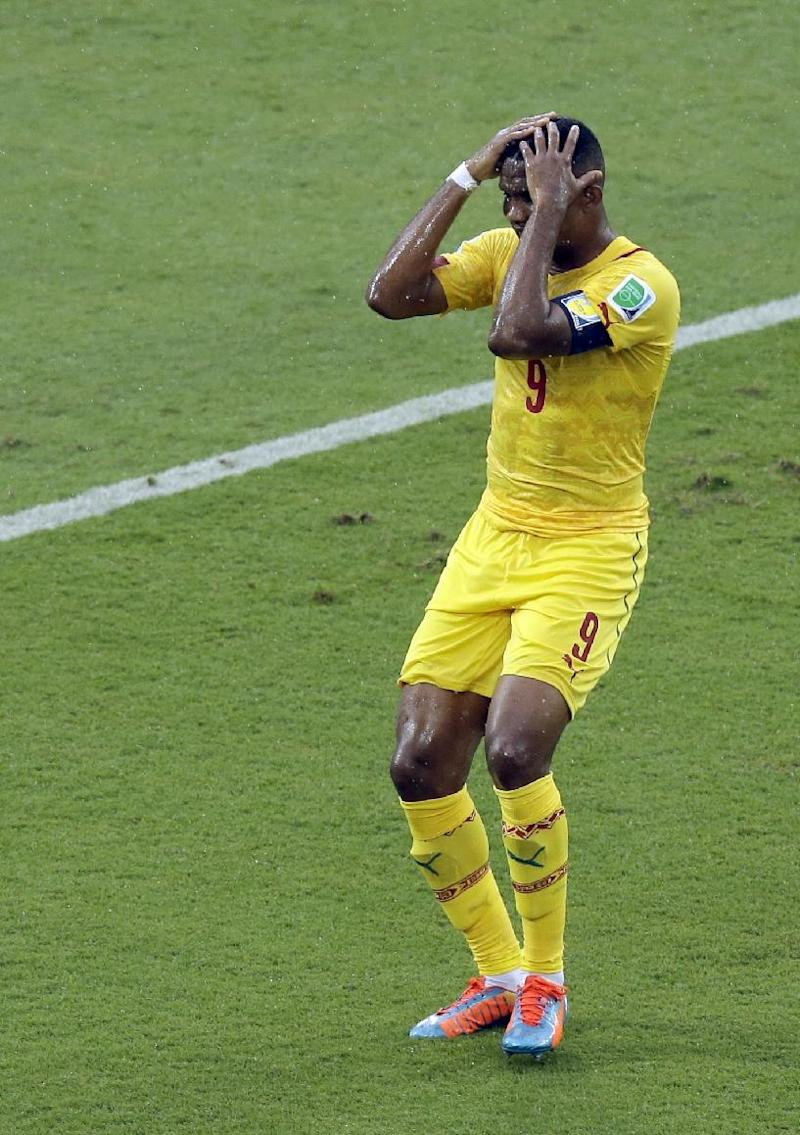Eto'o to wait until morning to decide if he plays