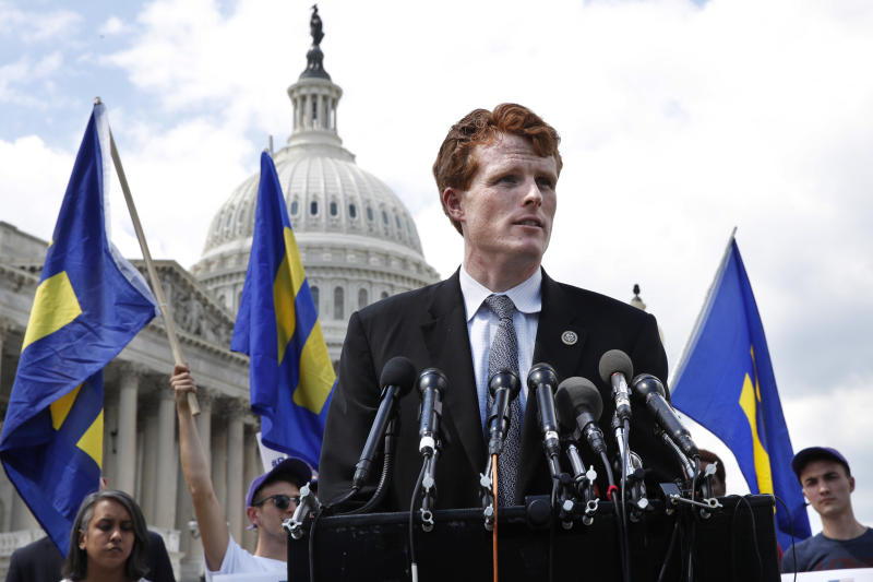 Rep. Joe Kennedy, D-Mass.