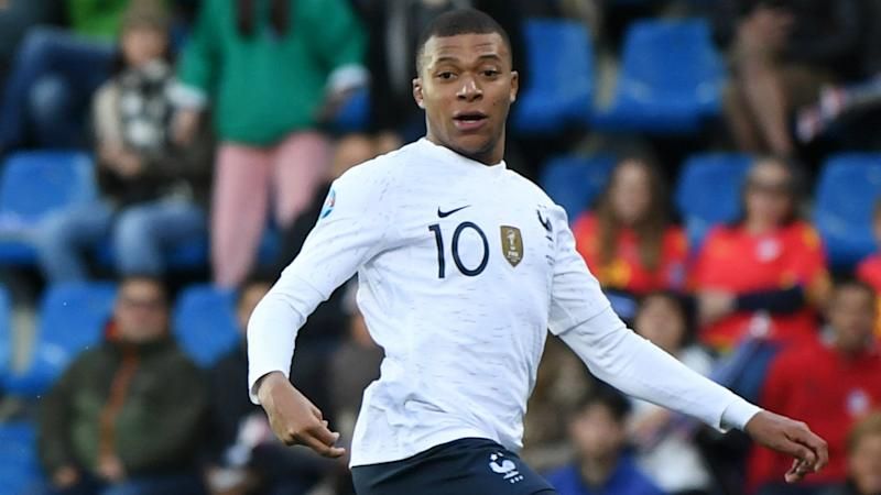 Mbappe: Now's not the time to talk about Real Madrid