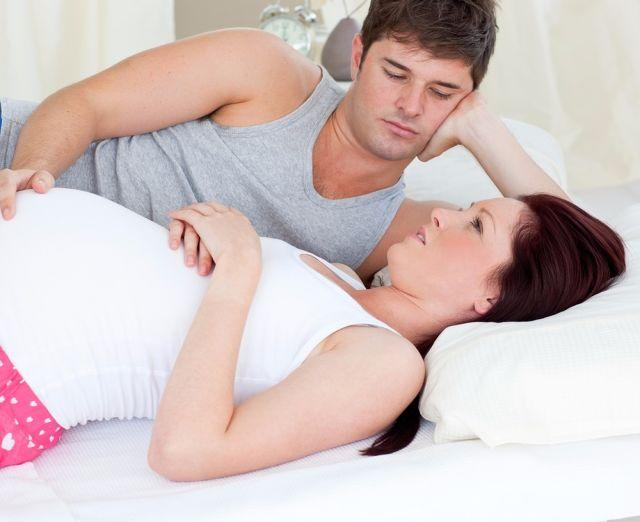 Pregnancy Symptoms Expecting Fathers go Through!