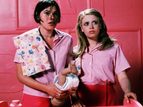 Clea DuVall and Natasha Lyonne in 'But I'm a Cheerleader' (Rex)