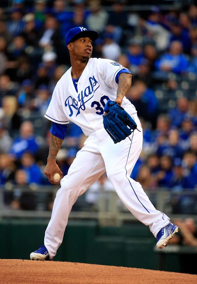 <p>Cause of death: The Royals pitcher died in a car crash in the Dominican Republic. </p>