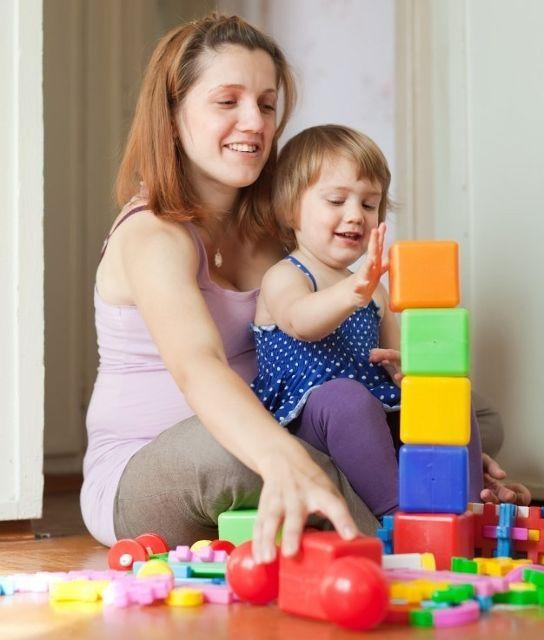 Fun Learning Through Tower Power For Motor Skills Development