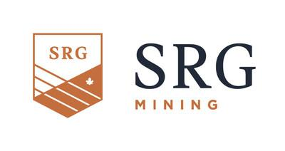Logo: SRG Mining Inc. (CNW Group/SRG Mining Inc.)