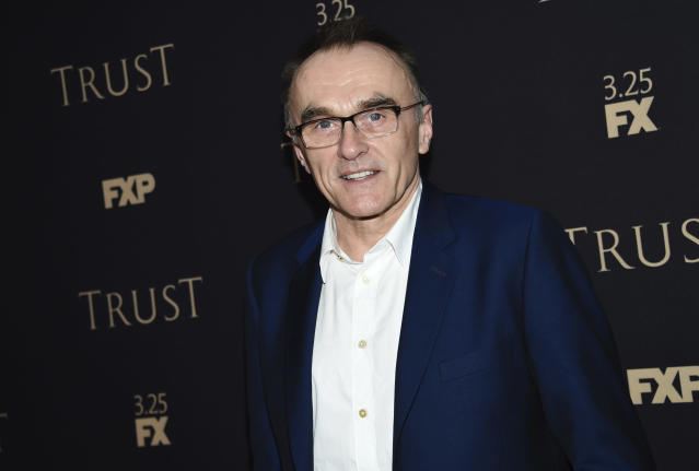 In this March 15, 2018 file photo, director Danny Boyle attends FX Networks' annual all-star party in New York. (Photo by Evan Agostini/Invision/AP, File)