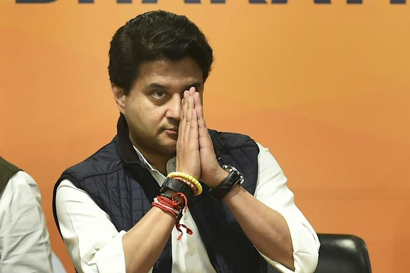 Had Warned that Congress Has No Place for Capability: Jyotiraditya Scindia after Sachin Pilot's Removal