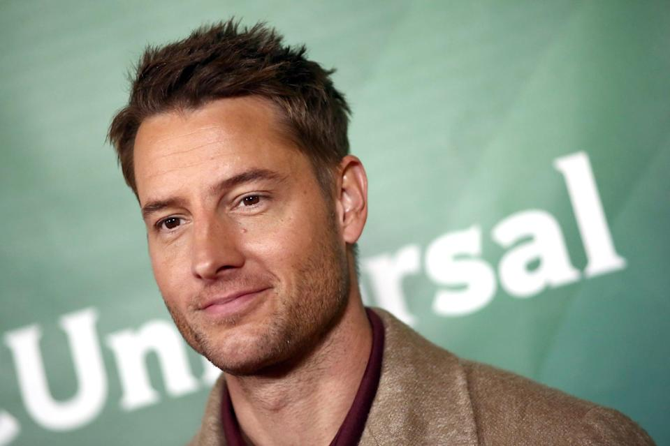 <p>The actor attended the 2020 NBCUniversal Winter Press Tour in LA. </p>