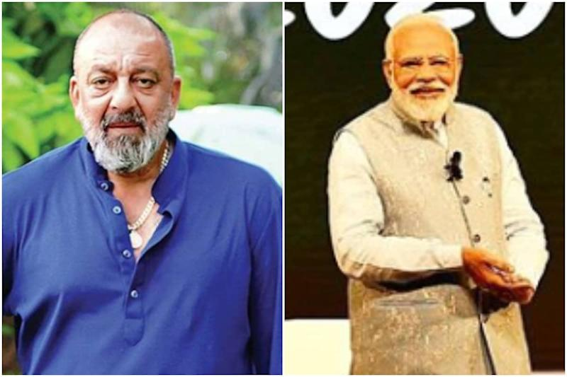 PM Narendra Modi Prays for Sanjay Dutt's Good Health and Well-being