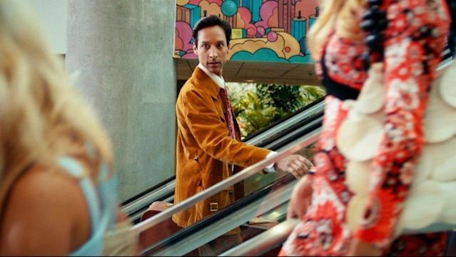 "A still from ""The Tiger Hunter,"" starring Danny Pudi.  (Shout! Factory Films)"