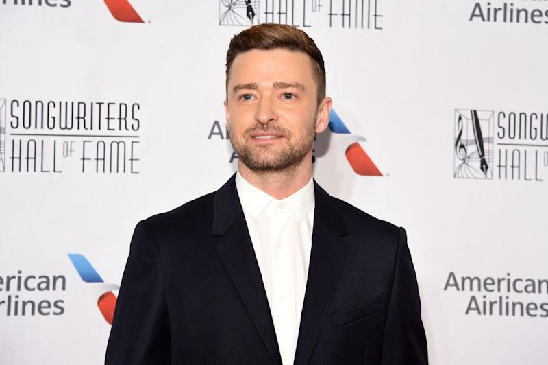 Justin Timberlake is advocating for Confederate monuments to be taken down. (Photo: Jamie McCarthy/FilmMagic)