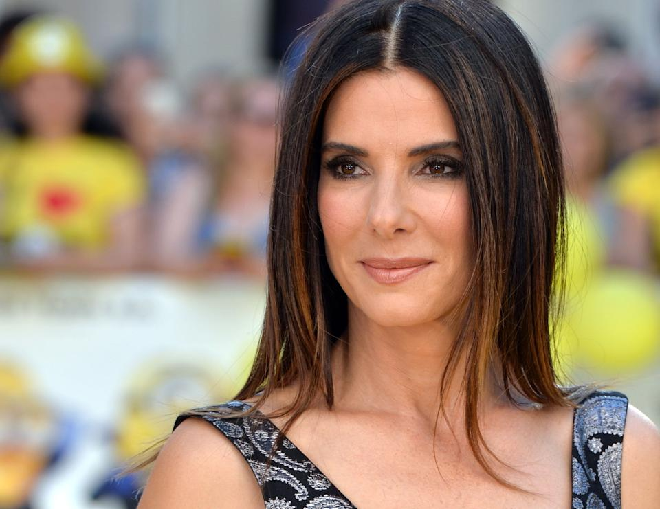 Sandra Bullock has been open about her journey to parenthood through adoption. (Photo: Anthony Harvey via Getty Images)