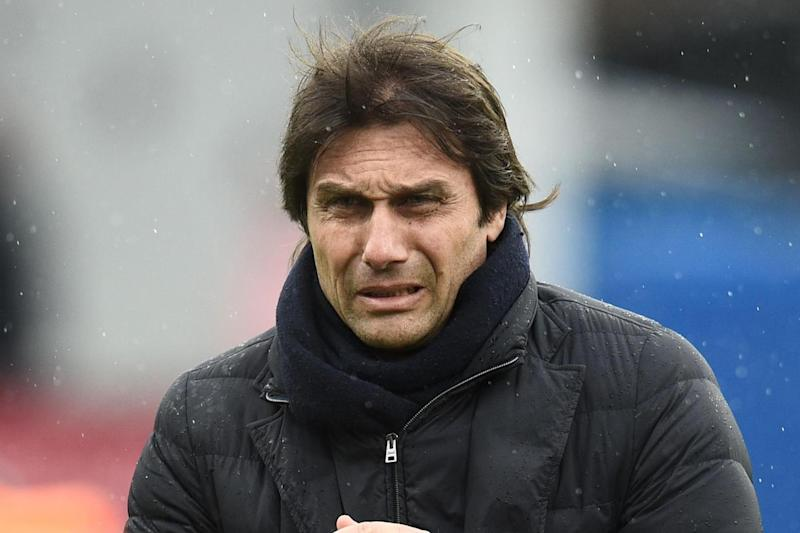 Title bid: Conte wants to stay at Chelsea for 'many years': AFP/Getty Images