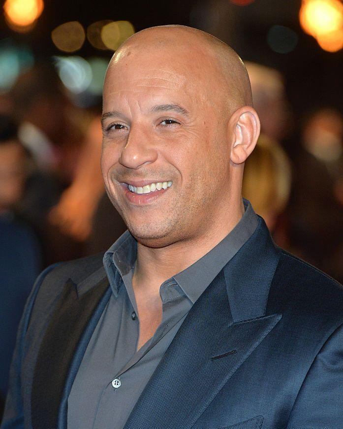 <p>Diesel is the third<em> Fast and Furious</em> entry on this list. Is this the era of the bald action man? </p>