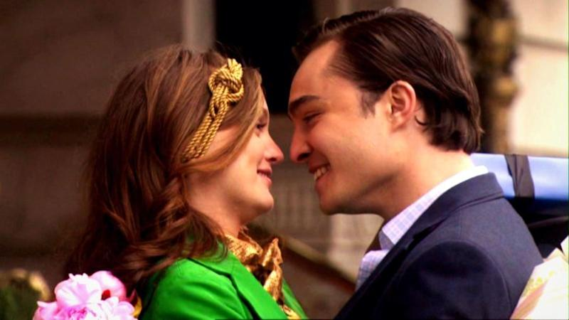 """Turns out that this iconic """"Gossip Girl"""" couple was never supposed to happen"""