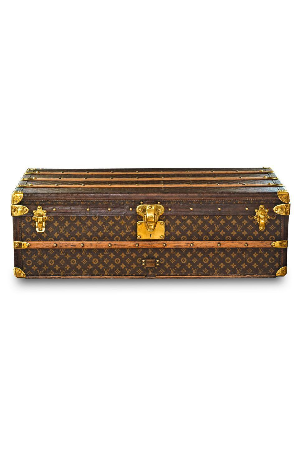 <p><strong>What it was worth (1984): </strong>$750<br></p><p><strong>What it's worth now:</strong> $15,000</p><p>This beautiful piece of designer luggage appeared in Fendelman's very first column for <em>Country Living</em> in 1984.</p>
