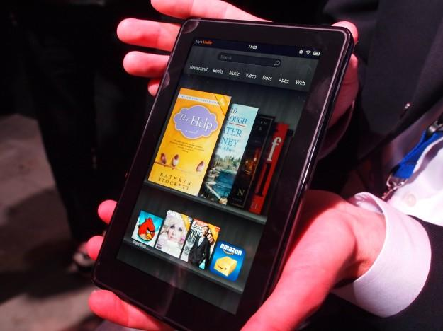 The Goldilocks tablet: Why Amazon's 7-inch Kindle Fire is 'just right'