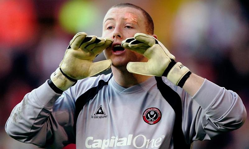 Paddy Kenny, back in the day.