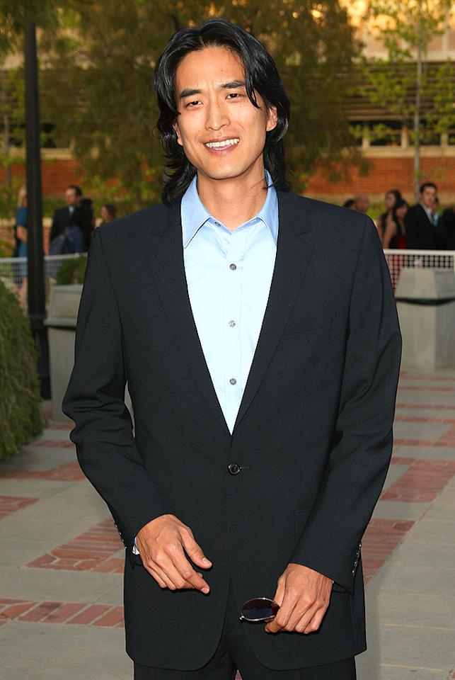 "Viewers may recognize Jack Yang as Lucy Liu's handsome love interest on ""Cashmere Mafia."" Jason Merritt/<a href=""http://www.filmmagic.com/"" target=""new"">FilmMagic.com</a> - April 23, 2008"