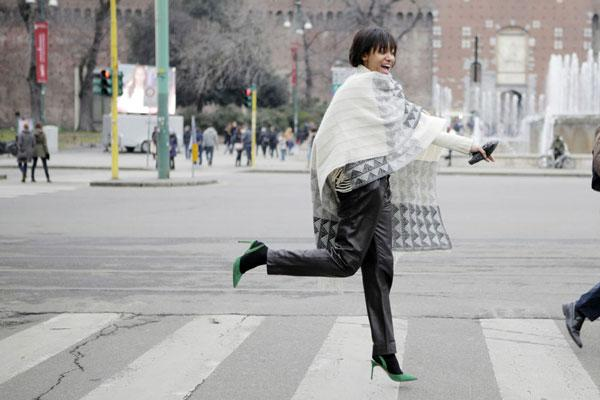 37 Mega Street Style Outfits From Milan Fashion Week