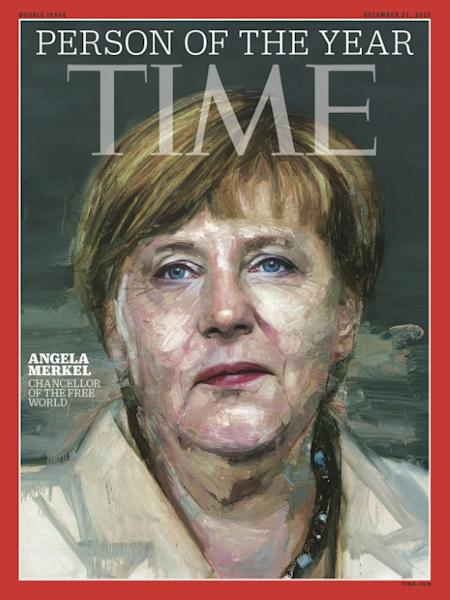 Angela Merkel was both hailed and derided for her bold decision in 2015 to open Germany's borders to more than a million asylum seekers, with TIME Magazine crowning her its person of the year