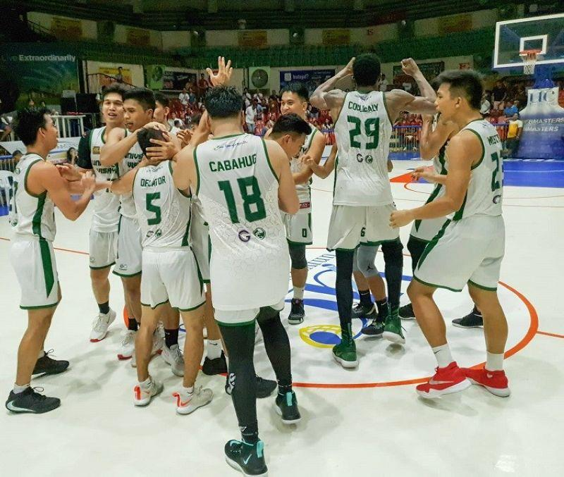 UV Green Lancers bounce back to finals after pulse-pounding win over UC Webmasters