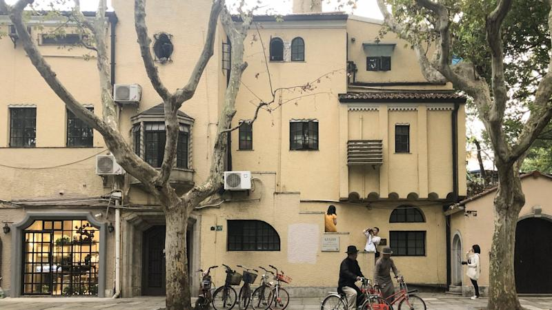 Small subdivided flats in Shanghai's European heritage homes a hit among young homebuyers looking for central location