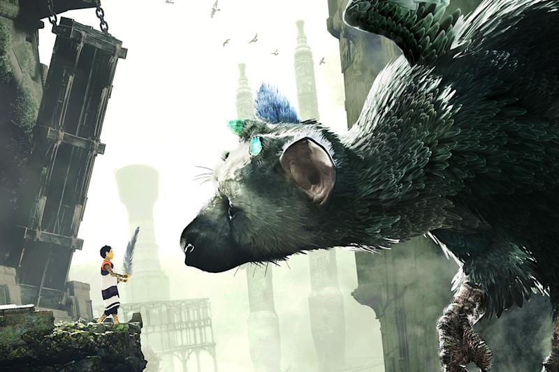 best new games of the month last guardian upcoming header