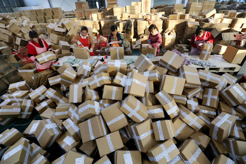 Alibaba Singles' Day Global Shopping Festival